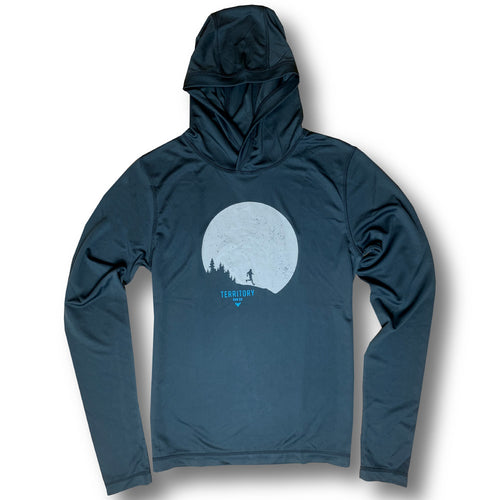 Night Run Unisex Tech Hoodie