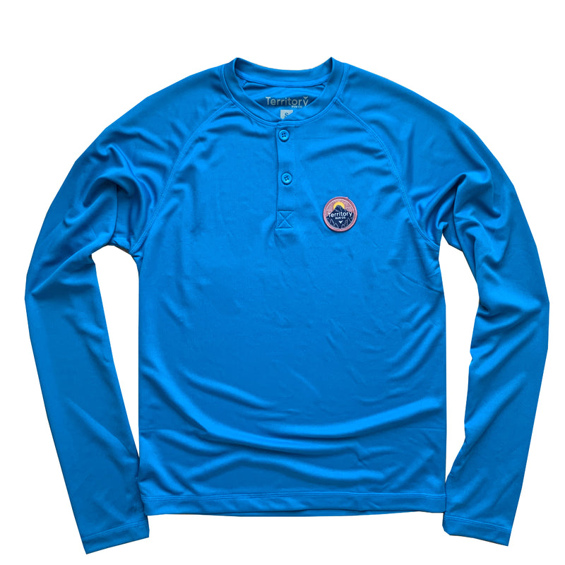 Men's Territory Tech Henley