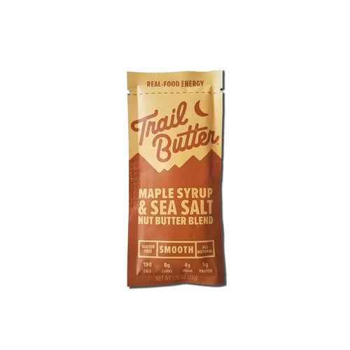 Trail Butter - Maple Syrup & Sea Salt Single Serve