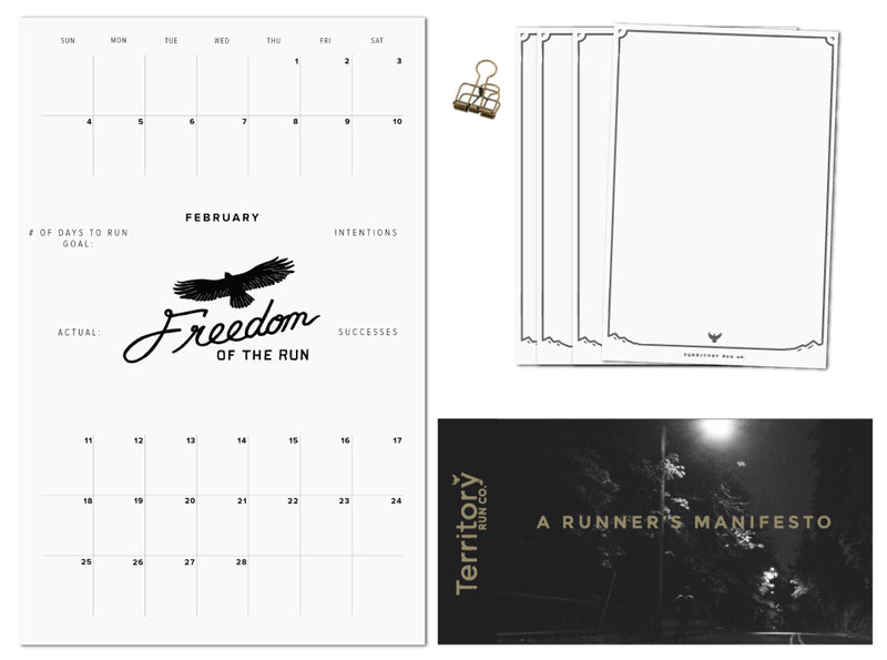 The Resistance Kit 2020 Wall Calendar