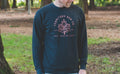 Unisex Autumn Trails Lightweight Crew Sweatshirt