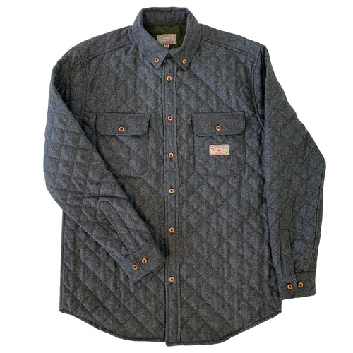 Men's Territory Post Run Flannel Jacket
