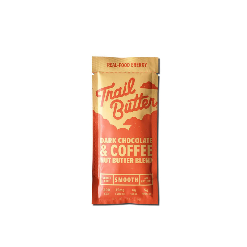 Trail Butter - Dark Chocolate & Coffee Single Serve