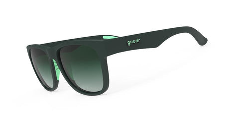 Goodr Sunglasses - Mint Julep Electroshocks