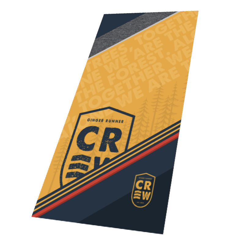 GR Crew Headwrap - Pre-Order - Ships Dec. 15th