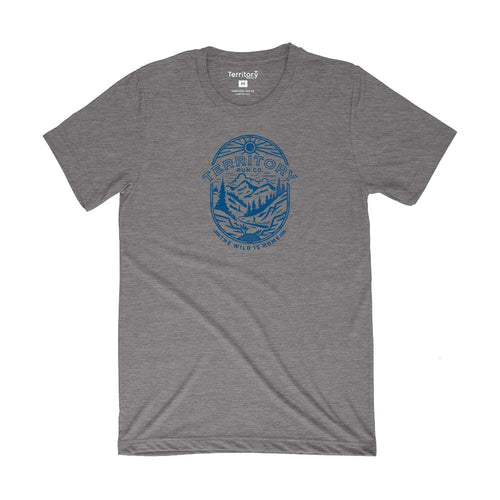 The Men's Wild is Home Tee - Pre-Order