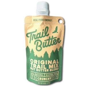 Trail Butter - Original Trail Mix 4.5 oz- 3 Pack