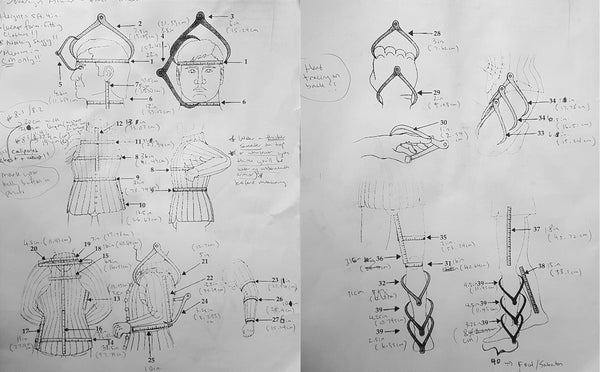 Armor assembly research