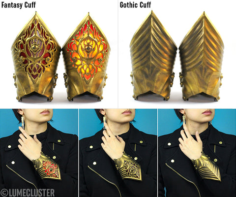 Phoenix Gauntlet Cuffs only