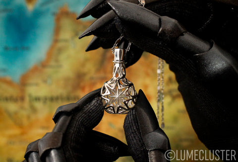 Mana Potion Pendant (available only on Shapeways)