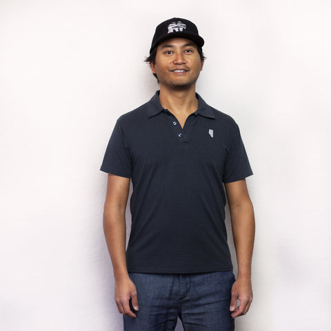 Mens Bamboo Stretch Polo