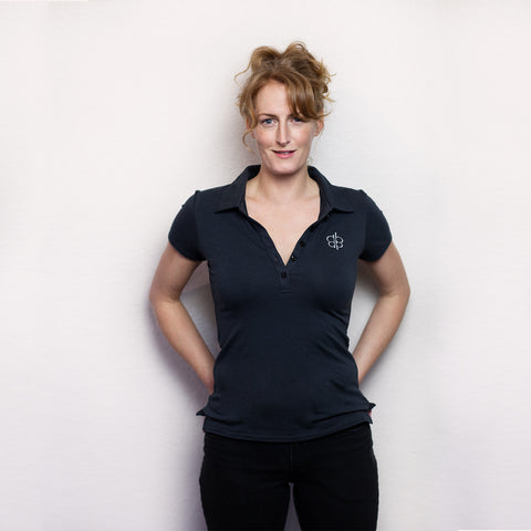 Womens Bamboo Stretch Polo