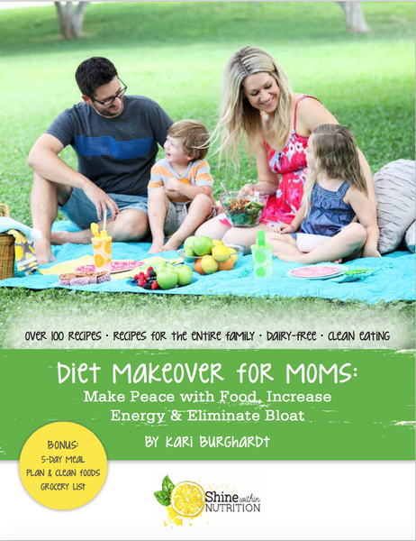 Diet Makeover for Moms - Paperback