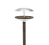 blomus bird feeder with bird bath option