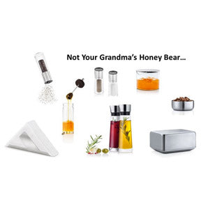 not your grandma's honey bear