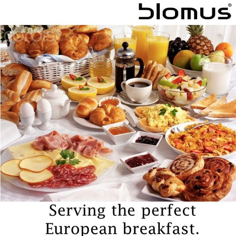 Serving the Perfect European Breakfast