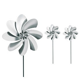 Pinwheel - Curve Petals - 1 Large + 2 Small Set