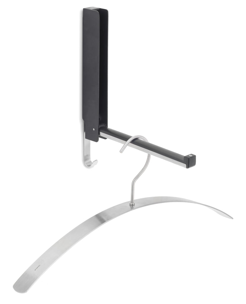 Coat Hook wall mounted coat hook with flip down hook option – blomus