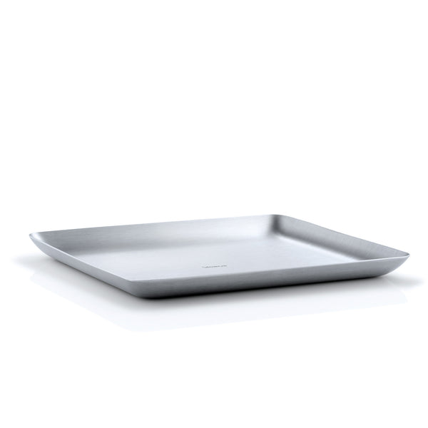 Stainless Steel Tray  17x20 cm/7x8 inches