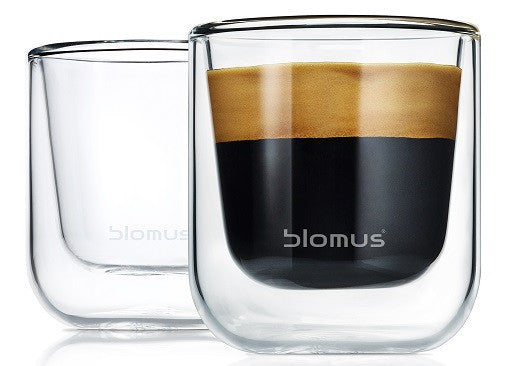 Espresso Glasses - 3 Ounce - Set of 2