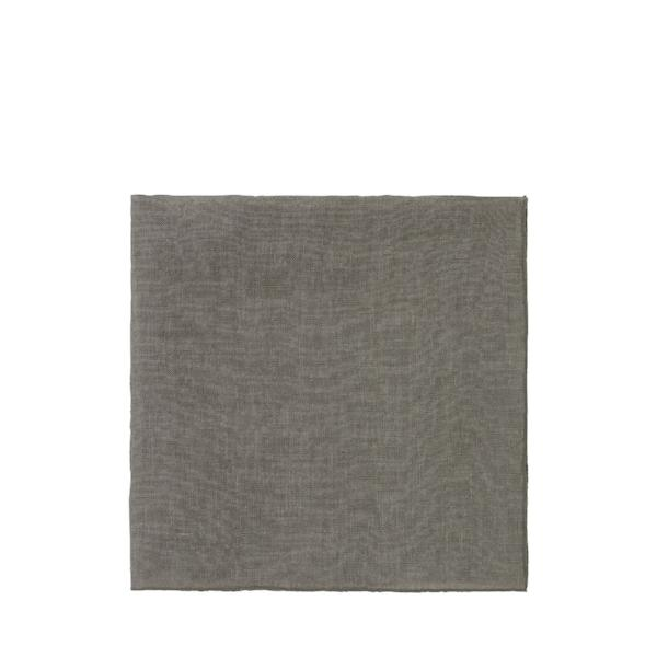 Linen Table Napkin 17 x 17 Set of 4 Agave Green