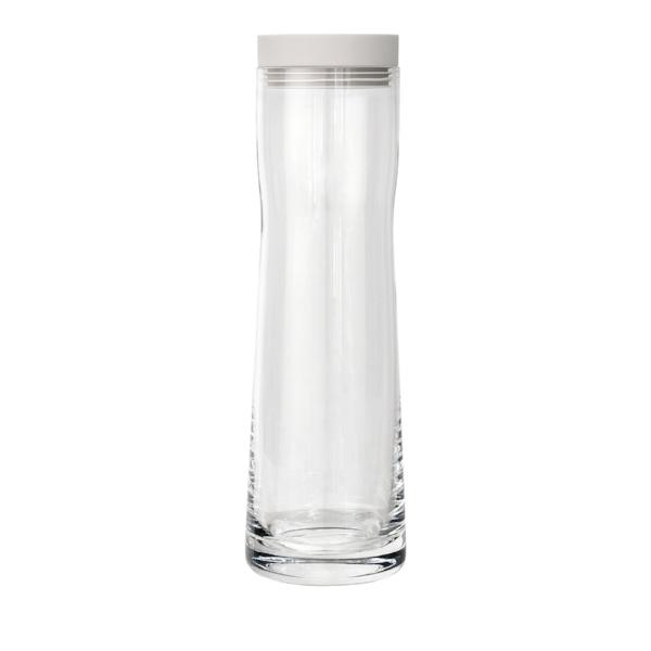 Water Carafe 34 oz - Self-Closing Lid - Moonbeam