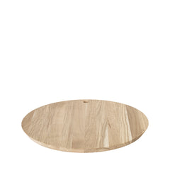 blomus Oak Cutting Board Round 12 Inch