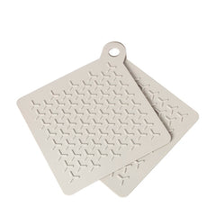 Potholders Moonbeam / Cream