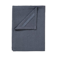 blomus Tea Towels GRID Gunmetal