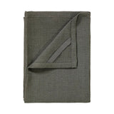 blomus Tea Towels GRID Agave Green