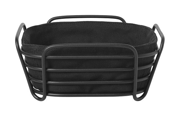 Delara Black Wire Serving Basket - Small
