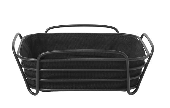 Delara Black Wire Serving Basket - Large