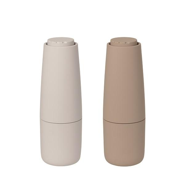 SALPI Salt & Pepper Mills Nomad/Moonbeam