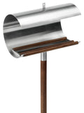 Replacement Pole (Wooden) for Torch Item 65007 and Bird Feeder 65011