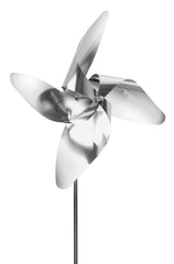 Pinwheel - Traditional 4 Petal - Medium