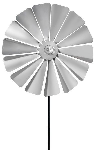 Pinwheel with Windmill Petals - Large
