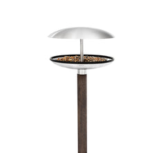 Bird Feeder With Bird Bath Option