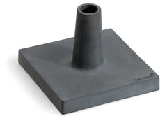 Outdoor Garden Torch Base - Polystone
