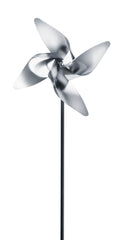 Pinwheel - Traditional 4 Petal - Small