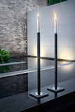 Outdoor Garden Torch Base for Barra Torch