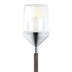 Outdoor Candle with Beechwood Stake