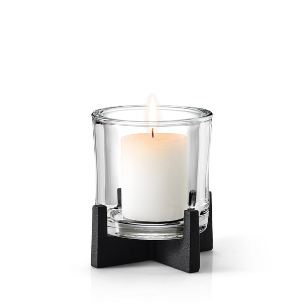 Tabletop Pillar Candle Holder, Medium