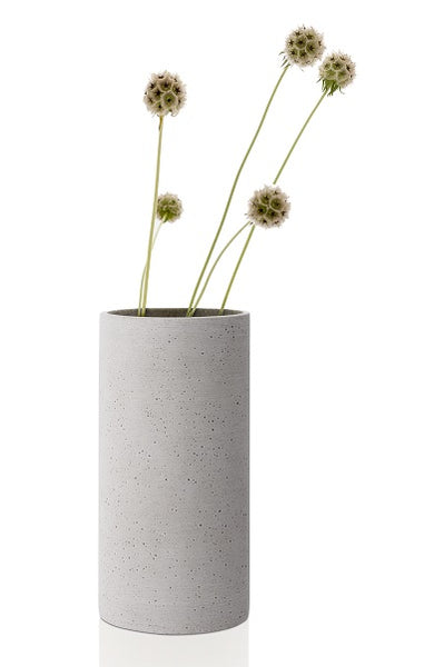 Vase - Light Gray - Medium