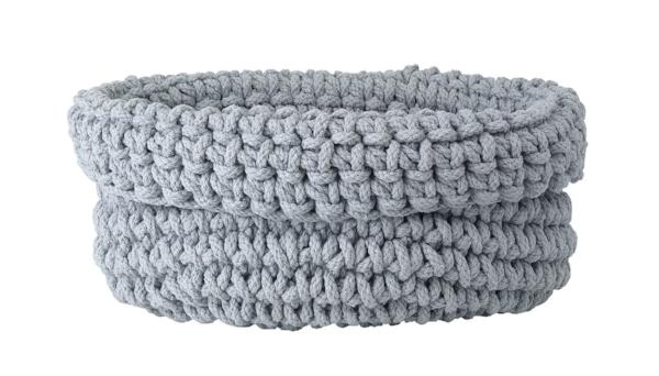 Knitted Basket - Microchip