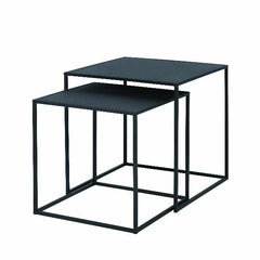 FERA Nesting Tables Black