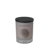 Scented Candle With Hardwood Lid Small Lavender Blood Orange