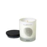 Scented Candle With Hardwood Lid - Small
