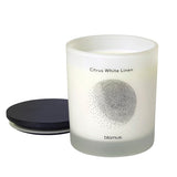 Scented Candle With Hardwood Lid - Large - 40% Off Retail