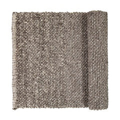 Woolen Looped Area Rug - 15% Off Retail