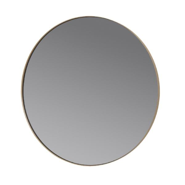 RIM Accent Mirror with Ashes of Roses Rim